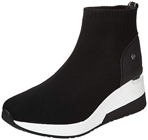 XTI 42571, Zapatillas Mujer, Negro, 37 EU
