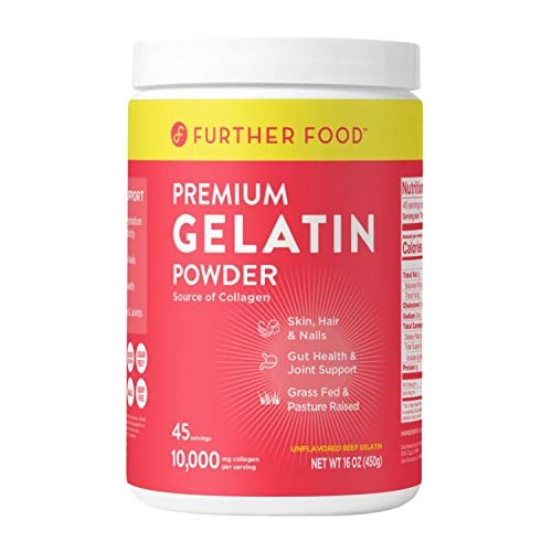 Further Food Premium Gelatin Powder <div id='article_full_ag'><br/><a style=