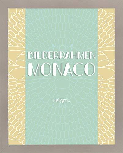 Homedeco-24 Monaco - Marco de fotos (26 x 27 cm, cristal acrílico de 1 mm, tamaño a elegir)