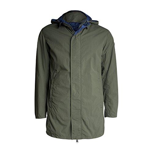 Giacca lunga cappotto trenchcoat reversibile 1843-5SE BLANK da uomo di Colmar Originals (56)