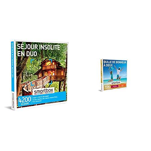 Smartbox - Coffret Cadeau Couple : Idée Cadeau Original pour Deux à Choisir Parmi 4200 séjours insolites & 847835 Unisex-Adult