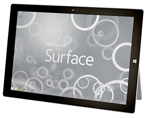 Microsoft Surface Pro 3 Tablet PC - Intel Core i5-4300U 1.9GHz 4GB 128GB SSD Windows 10.1 (Renewed)