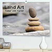 Land Art - Natur und Kunst (Premium, hochwertiger DIN A2 Wandkalender 2022, Kunstdruck in Hochglanz): Kunst aus der kleinen und unscheinbaren Natur um uns. (Monatskalender, 14 Seiten )