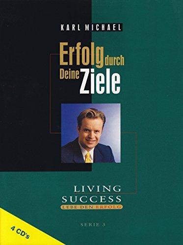 Erfolg durch deine Ziele - Hörbuch - 4 Audio CDs