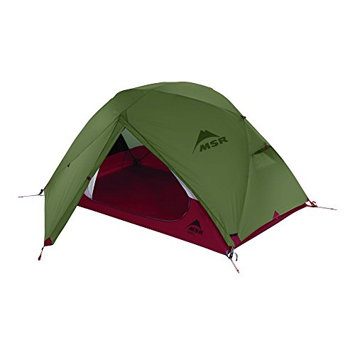 MSR ELIXIR 2 GREEN TENT (FOOTPRINT INCLUDED)