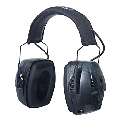 Best Electronic Earmuffs for Shooting