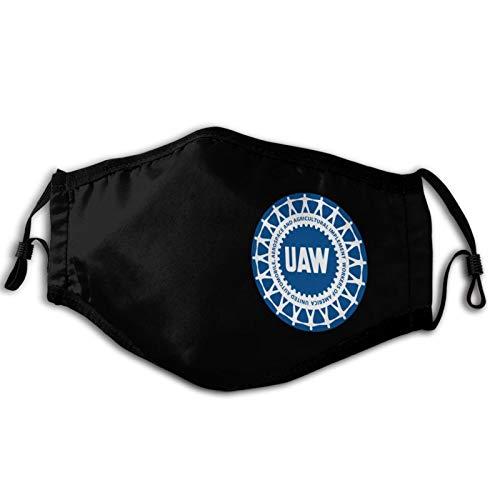 Uaw Authorizes A Strike at Gm Mans Womens Wind Mask Face Mask Anti Dust Balaclava Black