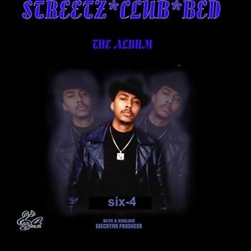 STREETZ*CLUB*BED