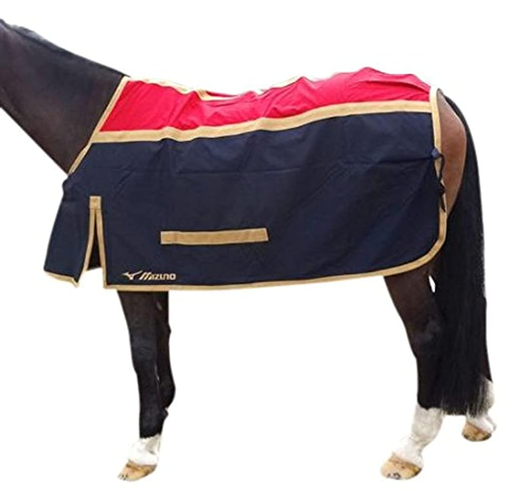 外科医誘う浅いMIZUNO(ミズノ) 馬着 サマーラグ(兼移動用) 32JT5G08