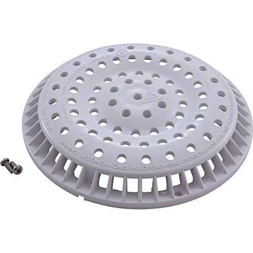 Waterway Plastics 806105365736 642-2150V White Cover Anti-Vortex