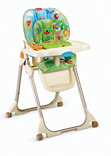 Big Sale Best Cheap Deals Fisher-Price Rainforest Healthy Care High Chair