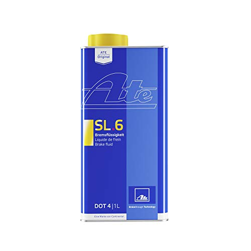 ATE 706402 Bremsflüssigkeit SL6 DOT4, 1000 ml
