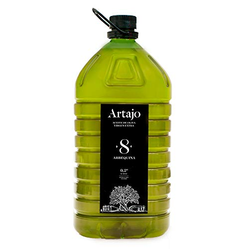 Artajo 8 Arbequina Aceite de Oliva Virgen Extra 5000 ml