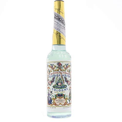 Murray & Lanman Florida Water Plastic Bottle 7.5 oz (Pack of 4)