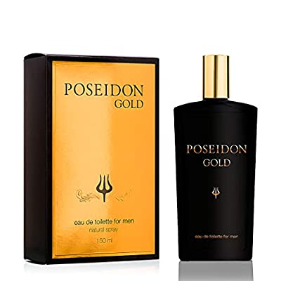 Poseidon Gold Eau de