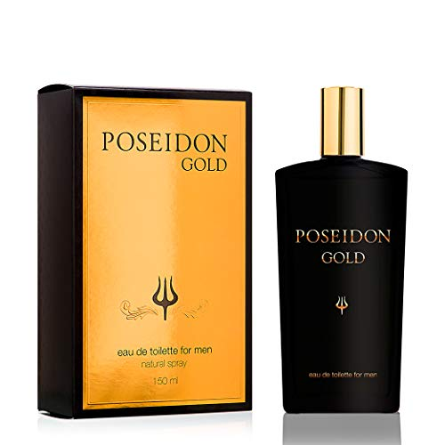 Poseidon Gold Eau de Toilette para Hombre - 150 ML