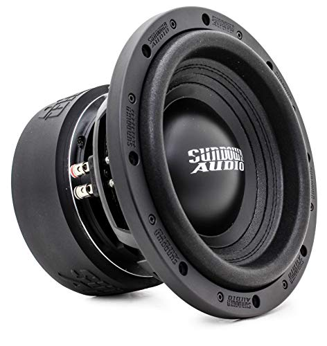 1000 watts rms subwoofer - 6