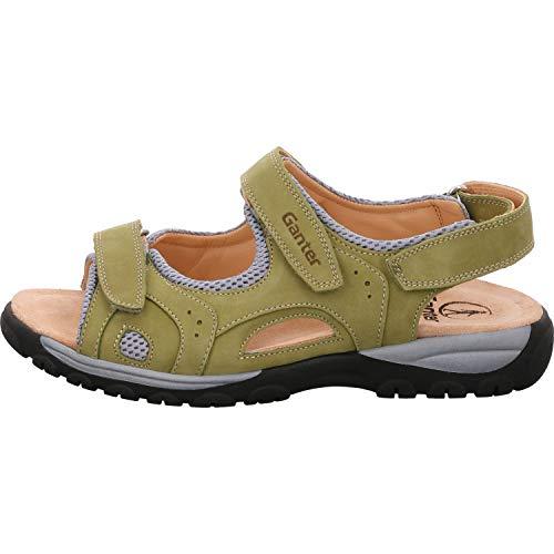 Ganter Damen Sandaletten Happy 7-205912-5200 7-205912-5200 Happy grün 642775