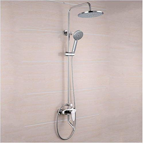 badewanne The Best Gift for The Portable Shower Head Bathroom of The Shower Head Wall-Mounted Shower Faucet Shower Set