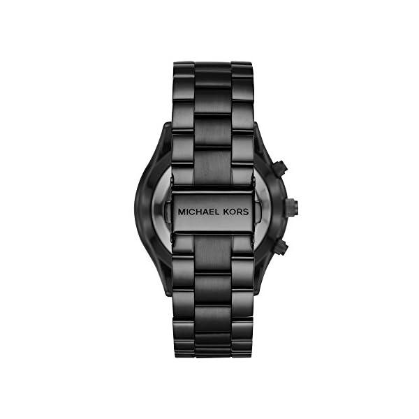 Michael Kors Access Hybrid Black Slim Runway Smartwatch MKT4003