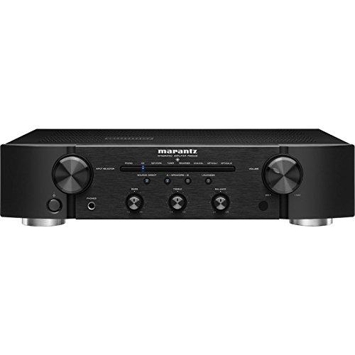 Marantz - PM6006 Amplificador estéreo integrado, Hi-Fi, negro (reacondicionado certificado).