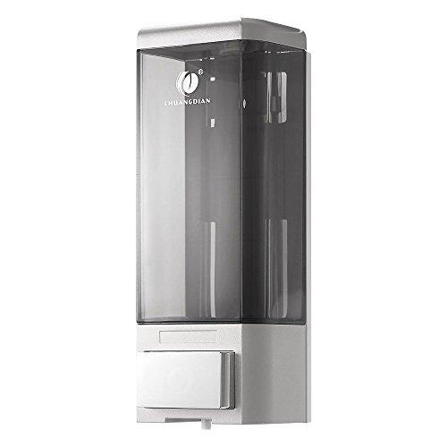 Anself CHUANGDIAN Manuale Singola Bottiglia Wall Mount Dispenser 500ml Liquido Mano Bagno Lozione Dispenser di Sapone