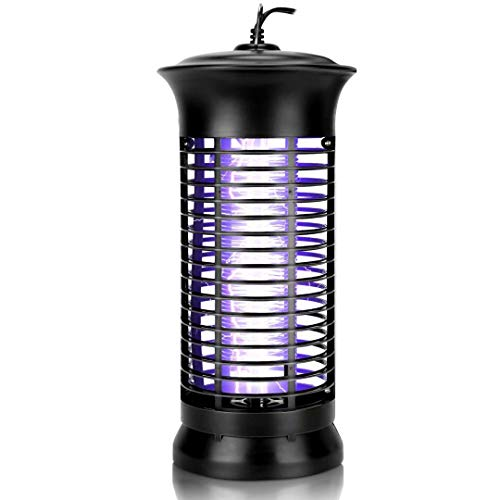 Bug Zapper, Electric Mosquito Killer, Powerful Insect Killer, Fly Trap Indoor with Mosquito lamp for Indoor Home Bedroom, Kitchen, Office…