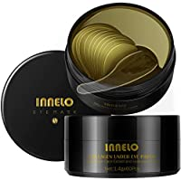 Innelo Black Caviar Under Eye Mask for Moisturizing & Reducing Dark Circles