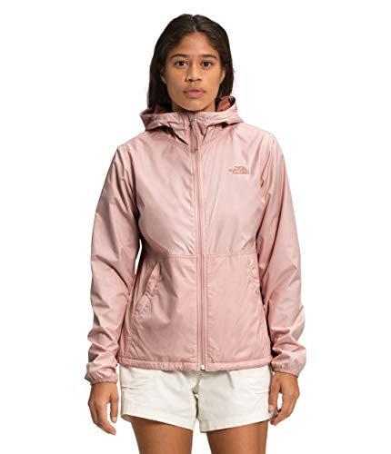 The North Face Women's Pitaya Hoodie 3.0, Evening Sand Pink/Cafe Creme, M