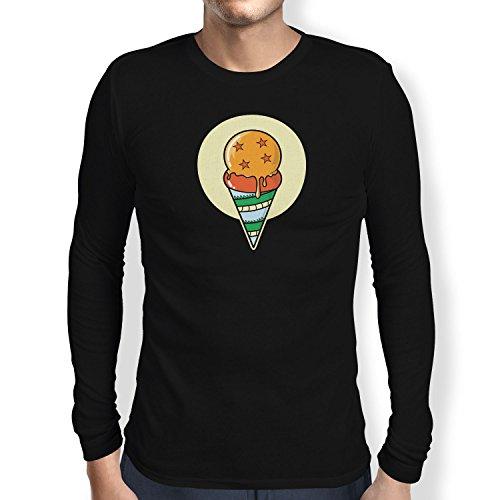 NERDO heren Dragon Ice Cream T-shirt