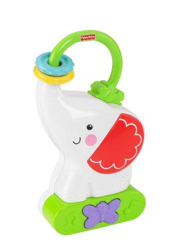 Fisher-Price - Lámpara elefantito sueños de luz (Mattel Y6586)