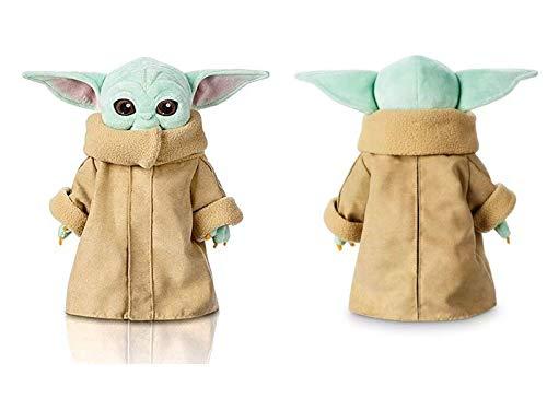 Yoda Child Baby Gift Doll, lindos juguetes de peluche, acompaña a los fanáticos (Yoda Squishmallows) a través de una infancia maravillosa para una sorpresa de cumpleaños y un feliz día del niño.