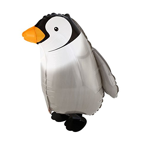 DekoRex® Airwalker Walking Pets Folienballon Foilballoon Tiere: Pinguin