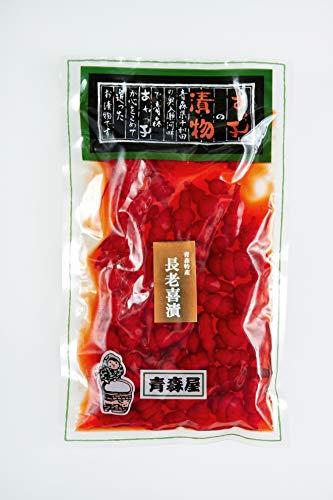 長老喜漬 ちょろぎ (酢漬) 固型量 120g  648円