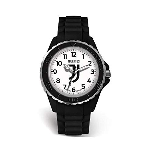 orologio juventus ufficiale F.C. JUVENTUS OROLOGIO UFFICIALE QUADRANTE 37 MM