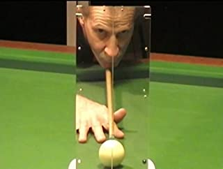Cue_Line Teaching AID for Snooker, Pool and Billiards for A Better CUE Action and A STRAIGHTER Follow Through