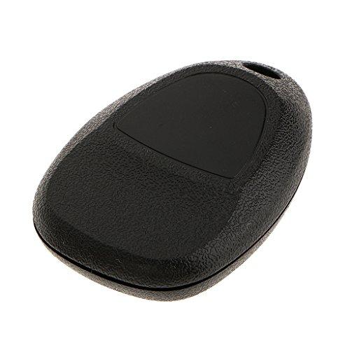 H HILABEE Reemplazo del Transmisor del Mando a Distancia de 5 Botones de La Entrada Sin Llave del Coche para 15777636