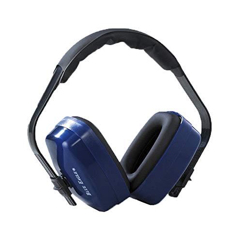 Orejeras de protección auditiva para Hombres y Mujeres, Reduce el Ruido de Manera eficaz para Trabajos de Patio, Auriculares compactos para Adultos