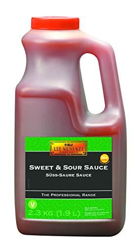 Lee Kum Kee 8683 Süß-Sauer Sauce, 1er Pack (1 x 2.3 kg)
