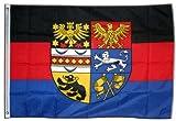 XXL Flagge Fahne Deutschland Ostfriesland 150 x 250 cm