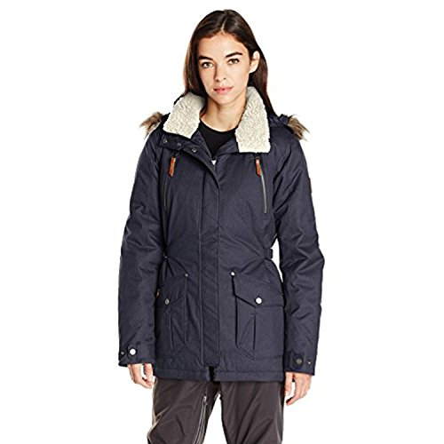 Columbia Women's Barlow Pass 550 TurboDown Jacket, Small, Pond