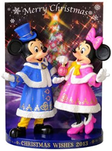 2013 Weißnachtsfigur Phosphor Disney Sea Limited (Japan Import   Das Paket und das Handbuch werden in Japanisch)