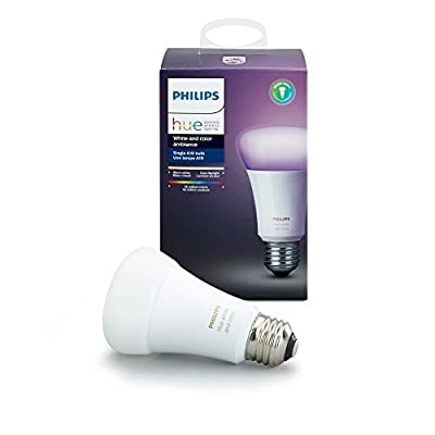 Philips Hue Ambiance Equivalent Dimmable LED Smart Light