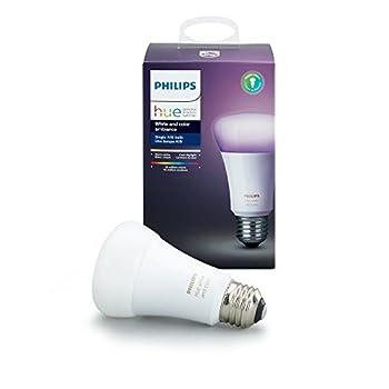 Philips Hue 530210 HueWCA A19 Smart Light Bulb