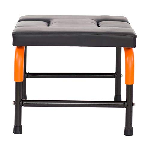 Fantastic Prices! SHOUTAO Yoga Inverted Bench, Yoga Aid Chair, Home Equipment Inverted Stand, Invert...