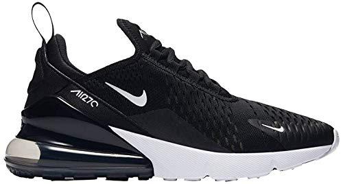 Nike Damen W AIR MAX 270 Fitnessschuhe, Schwarz Black Anthracite White 001, 38 EU