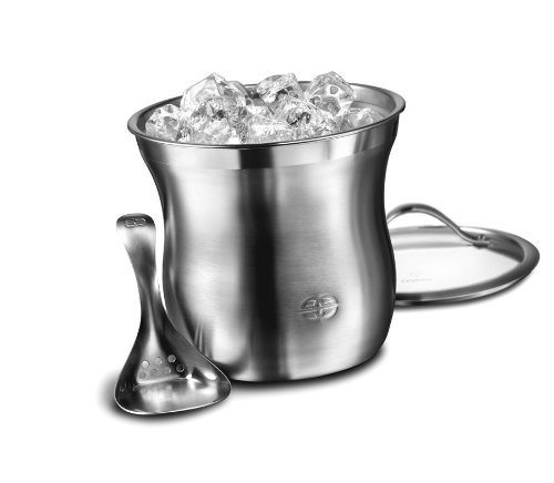 Fortune Candy stainless steel ice bucket