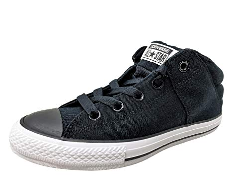 Converse CT Axel Mid Black Youths Trainers (1.5 Little Kid M)