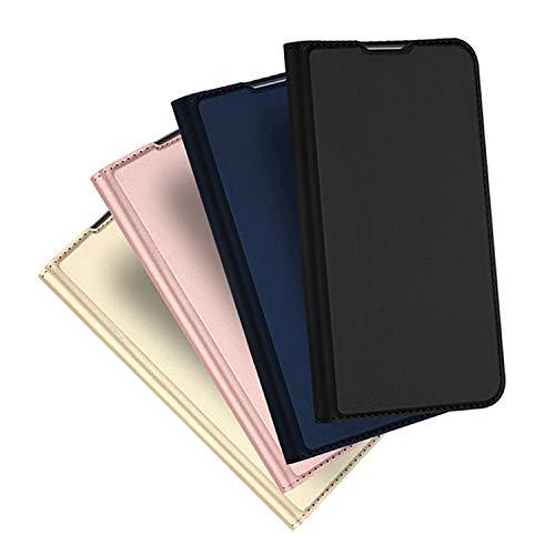 AQUOS sense3 plus ケース 手帳型 レザー シンプル おしゃれ 上質 高級 PUレザー カード収納 スタンド機能 シャープ アクオス アクオスセンス3プラス 手帳型レザーケース/カバー ドコモ おしゃれ アンドロイド スマホケース(ローズゴ