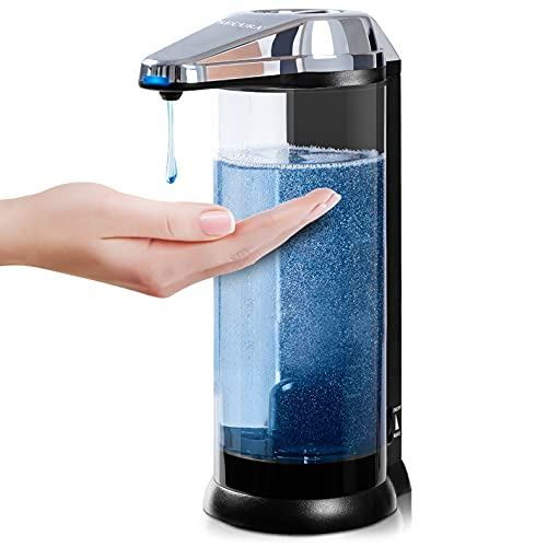 Highly Rated and Popular Secura Automatic Soap Dispenser